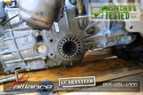 JDM Subaru Legacy EJ20 DOHC Turbo Manual AWD Transmission TY75VBCBB 4.44 Ratio - JDM Alliance LLC