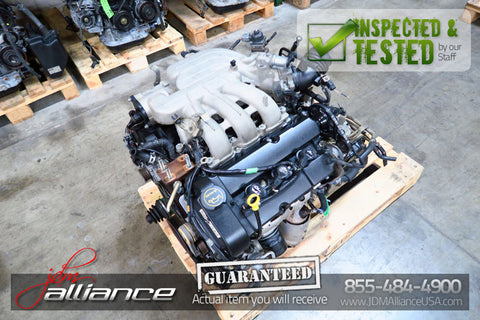 JDM 02-06 Mazda MPV 3.0L V6 DOHC Duratec Engine AJ 24Valve Auto Transmission - JDM Alliance