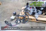 JDM 96-98 Mitsubishi Lancer Evolution IV 4G63 2.0L DOHC Turbo Engine EVO 4 - JDM Alliance LLC