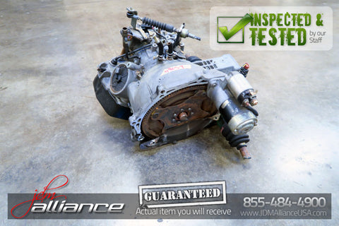 JDM 95-99 Mitsubishi 4G63 Turbo AWD Automatic Transmission 7 Bolt Talon - JDM Alliance