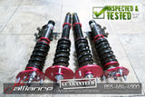 JDM Nissan Silvia S14 S15 Blitz Adjustable Suspensions Coilovers 240SX Dampers - JDM Alliance