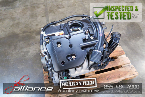 JDM 03-07 Honda Accord K24A 2.4L DOHC i-VTEC Engine with EGR - JDM Alliance LLC
