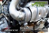 JDM Toyota 2JZ-GTE 3.0L DOHC Twin Turbo VVTi Engine ECU Wiring Aristo SC300 - JDM Alliance