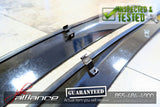 JDM 02-06 Acura RSX DC5 2Door Coupe Window Visor Rainguard Monsoon - JDM Alliance