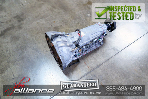 JDM Toyota Aristo 2JZ-GTE Twin Turbo 3.0L DOHC RWD Automatic     Transmission - JDM Alliance LLC