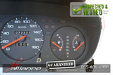 JDM 96-00 Honda Civic EK EK3 EK4 Auto Gauge Cluster Speedometer AT KM/H - JDM Alliance