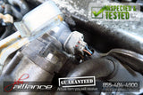 JDM Toyota 1JZ-GTE Twin Turbo 2.5L DOHC Engine ONLY NO TRANSMISSION - JDM Alliance LLC
