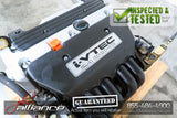 JDM 02-06 Honda CR-V K24A 2.4L DOHC i-VTEC Engine - JDM Alliance LLC