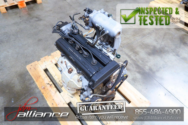 JDM 97-98 Honda CR-V B20B 2.0L DOHC obd2 Engine Integra - JDM Alliance LLC