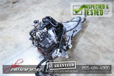JDM 03-08 Mazda RX8 13B MSP Renesis Rotary Engine & Automatic Transmission 4port - JDM Alliance