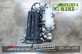 JDM 99-01 Honda CR-V B20B 2.0L DOHC obd2 High Compression Engine Integra Civic - JDM Alliance LLC