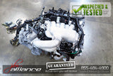 JDM 03-07 Nissan VQ35DE 3.5L V6 Engine Only Murano Maxima Quest VQ35 ENGINE ONLY - JDM Alliance