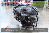 JDM 03-07 Nissan VQ35DE 3.5L V6 Engine Only Murano Maxima Quest VQ35 ENGINE ONLY