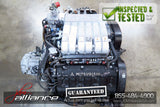 JDM Mitsubishi GTO 3000GT 6G72 Twin Turbo Engine 5 Spd AWD Trans Stealth - JDM Alliance LLC