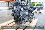 JDM 2006-2011 Honda Civic R18A 1.8L SOHC VTEC Engine