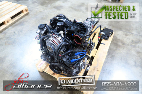 JDM 03-08 Mazda RX8 13B MSP Renesis Rotary Engine & 6 Speed Manual Trans 6port
