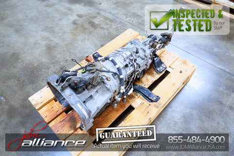 JDM 05-09 Subaru Legacy EZ30 3.0L 6 Spd Manual AWD Transmission TY856WVBAA 3.90 - JDM Alliance LLC