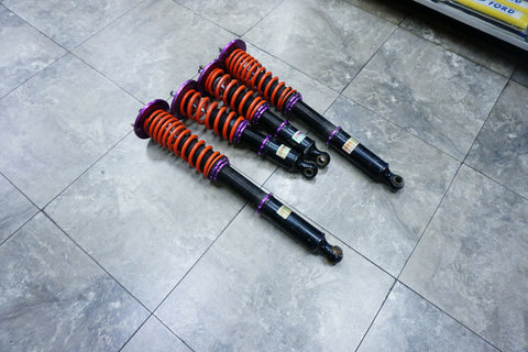 JDM 93-98 Nissan Skyline R33 GTST Greddy TypeS Coilovers Suspension