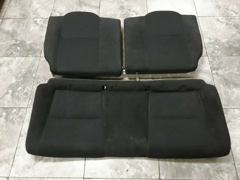 Details about  JDM 02-06 DC5 HONDA INTEGRA TYPE R REAR SEATS ACURA RSX