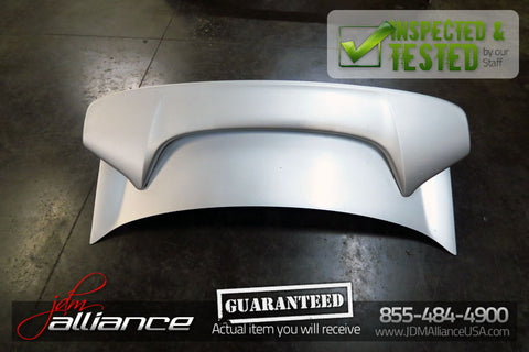 JDM 02-07 Subaru Impreza WRX STi V7 OEM Rear Trunk Lid with Spoiler GDA Bugeye - JDM Alliance LLC