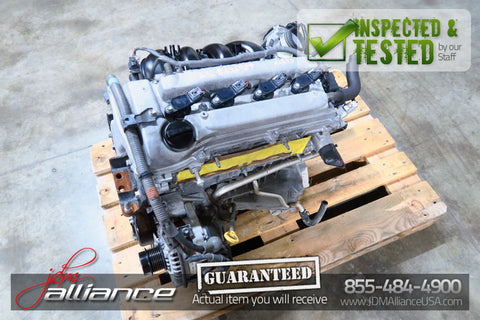 JDM Toyota Camry 2AZ-FE 2.4L DOHC VVTi Engine Solaro Highlander RAV4 Scion TC - JDM Alliance LLC
