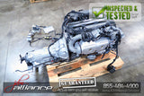 JDM Toyota 2JZ-GTE 3.0L DOHC Twin Turbo Engine ECU Wiring Aristo SC300 Non-VVTi - JDM Alliance LLC