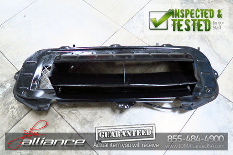 JDM 04-05 Subaru WRX STi V8 OEM EJ207 EJ257 Hood Air Scoop Air Splitter Blobeye - JDM Alliance LLC