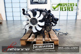 JDM Nissan Skyline GTS R33 RB25DET 2.5L DOHC Turbo Engine & 5 Speed RWD Transmission
