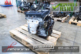 JDM 97-01 Honda CR-V B20B 2.0L DOHC obd2 Engine *Low Intake* Integra - JDM Alliance LLC