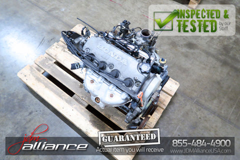 JDM 96-00 Honda D15B 1.5L SOHC obd2 *Non VTEC* Engine - D16Y7 Replacement - JDM Alliance LLC