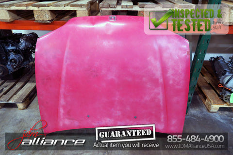 JDM 92-95 Honda Civic EG6 OEM Hood - JDM Alliance LLC
