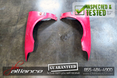 JDM 92-95 Honda Civic EG6 OEM Fenders LH RH - JDM Alliance LLC