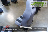JDM 04-05 Subaru Impreza WRX V8 OEM Front Seats with Railings Pair LH RH
