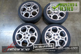 JDM Blitzen Porsche Design Legacy 17x7 5x100 OEM Wheels Rims Offset +55 - JDM Alliance LLC