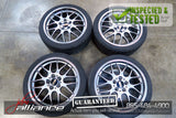 BBS RG738 18x7.5 Forged Wheels 5x114.3 Rims 45 Offset RGR RG-R