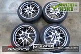 BBS RG738 18x7.5 Forged Wheels 5x114.3 Rims 45 Offset RGR RG-R - JDM Alliance LLC