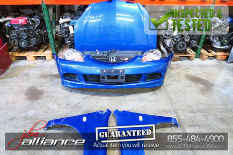 JDM 05-06 Honda Integra Type S Acura RSX DC5 Nose Cut Front End Conversion