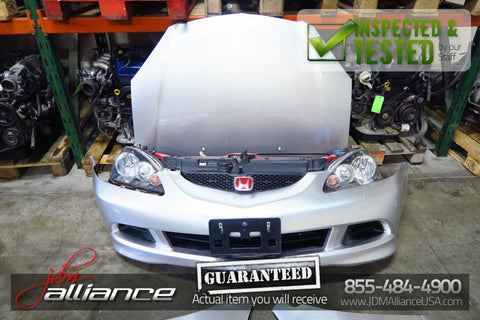 JDM 05-06 Honda Integra Type R Acura RSX DC5 Nose Cut Front End Conversion