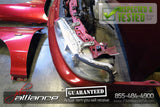 JDM 94-01 Honda Acura Integra DB6 Front End Conversion Nose Cut DC2 DB8 - JDM Alliance LLC