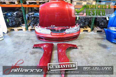 JDM 94-01 Honda Acura Integra DB6 Front End Conversion Nose Cut DC2 DB8