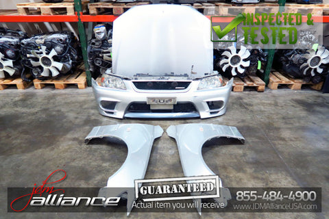 JDM 98-05 Lexus IS300 TRD L-Tuned Front End Conversion Nose Cut Toyota Altezza - JDM Alliance LLC