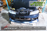 JDM 99-02 Nissan Silvia S15 Front End / Nose Cut Headlights Bumper