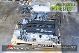 JDM 99-01 Honda CR-V B20B 2.0L DOHC obd2 High Compression Engine Integra