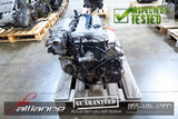 JDM 98-00 Mazda Miata BP 1.8L DOHC Engine 6 Speed Manual Transmission MX5