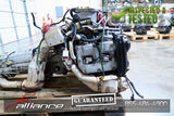 JDM 04-05 Subaru WRX STi EJ207 2.0L AVCS V8 Turbo Engine Only Twin Scroll VF37 - JDM Alliance LLC