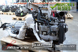 JDM 04-05 Subaru WRX STi EJ207 2.0L V8 Turbo Engine 6 Spd DCCD Transmission - JDM Alliance LLC