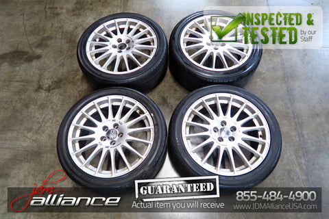JDM OZ Racing Superturismo GT Wheels 5x100 Rims - JDM Alliance LLC