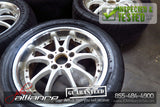 JDM Manaray Vertec VR5 Sport 17x7 Wheels 5x114.3 Rims - JDM Alliance LLC