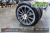 "JDM Tom's Racing 18"" Wheels 5x114.3 Rims"