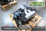 JDM 98-05 Toyota 2JZ-GE 3.0L DOHC VVTi Non Turbo Engine Lexus IS300 GS300 SC300